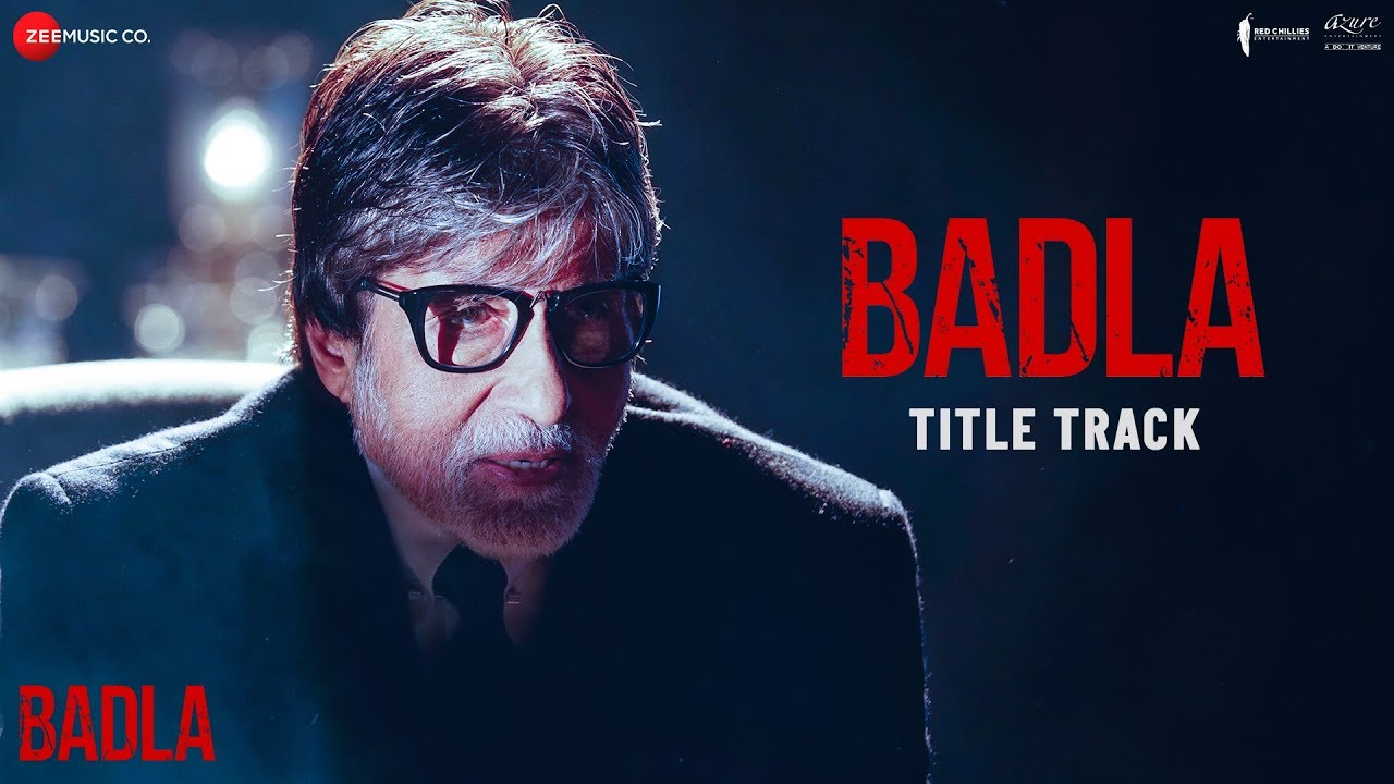 Badla Title Track Song Lyrics