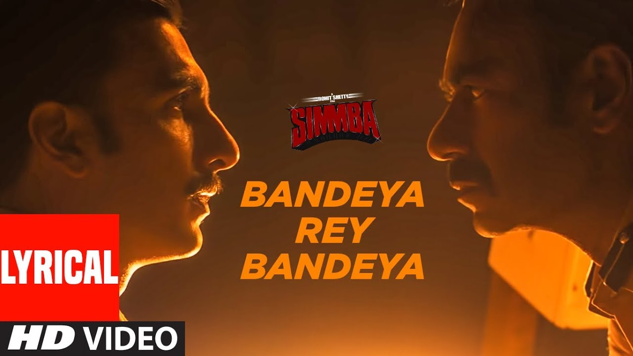 Bandeya Rey Bandeya Song Lyrics