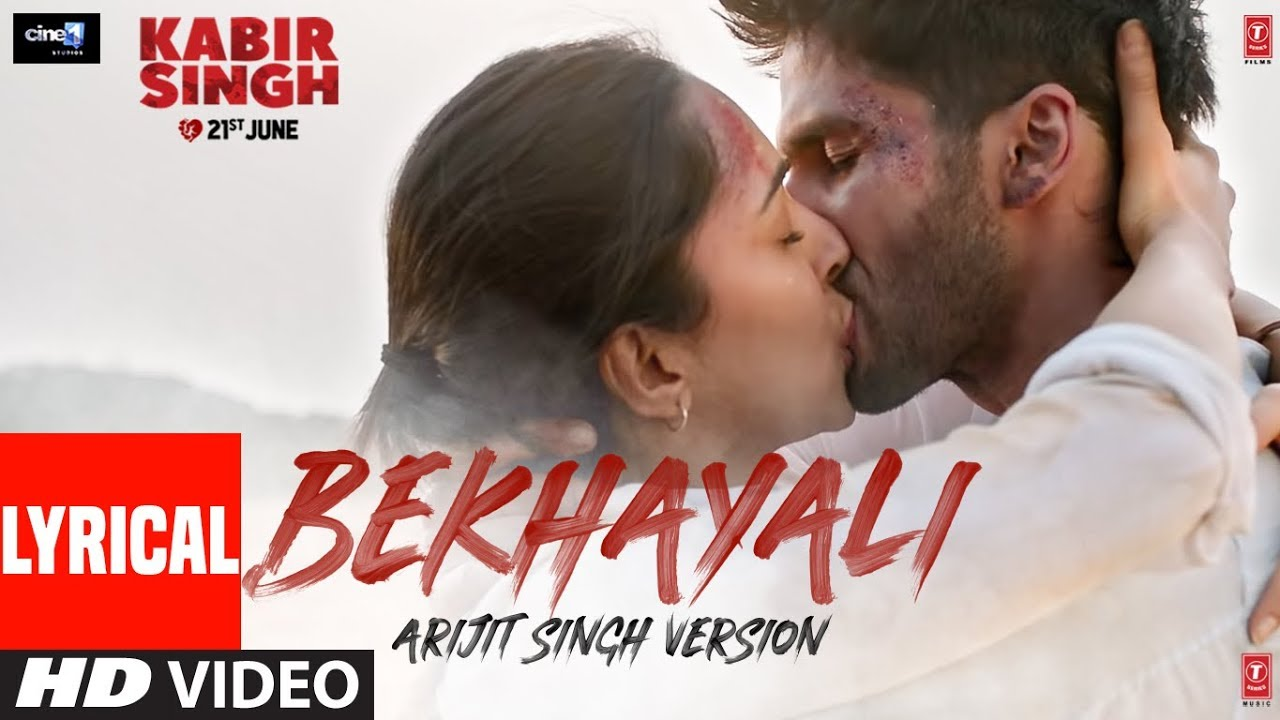 Bekhayali Song Lyrics