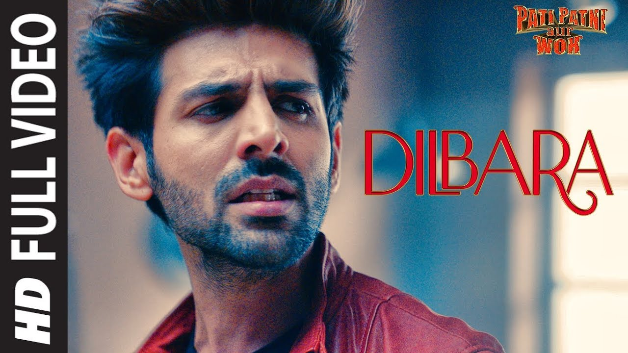 Dilbara Song Lyrics Image