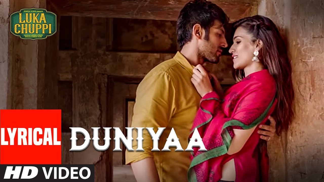 Duniyaa Song Lyrics