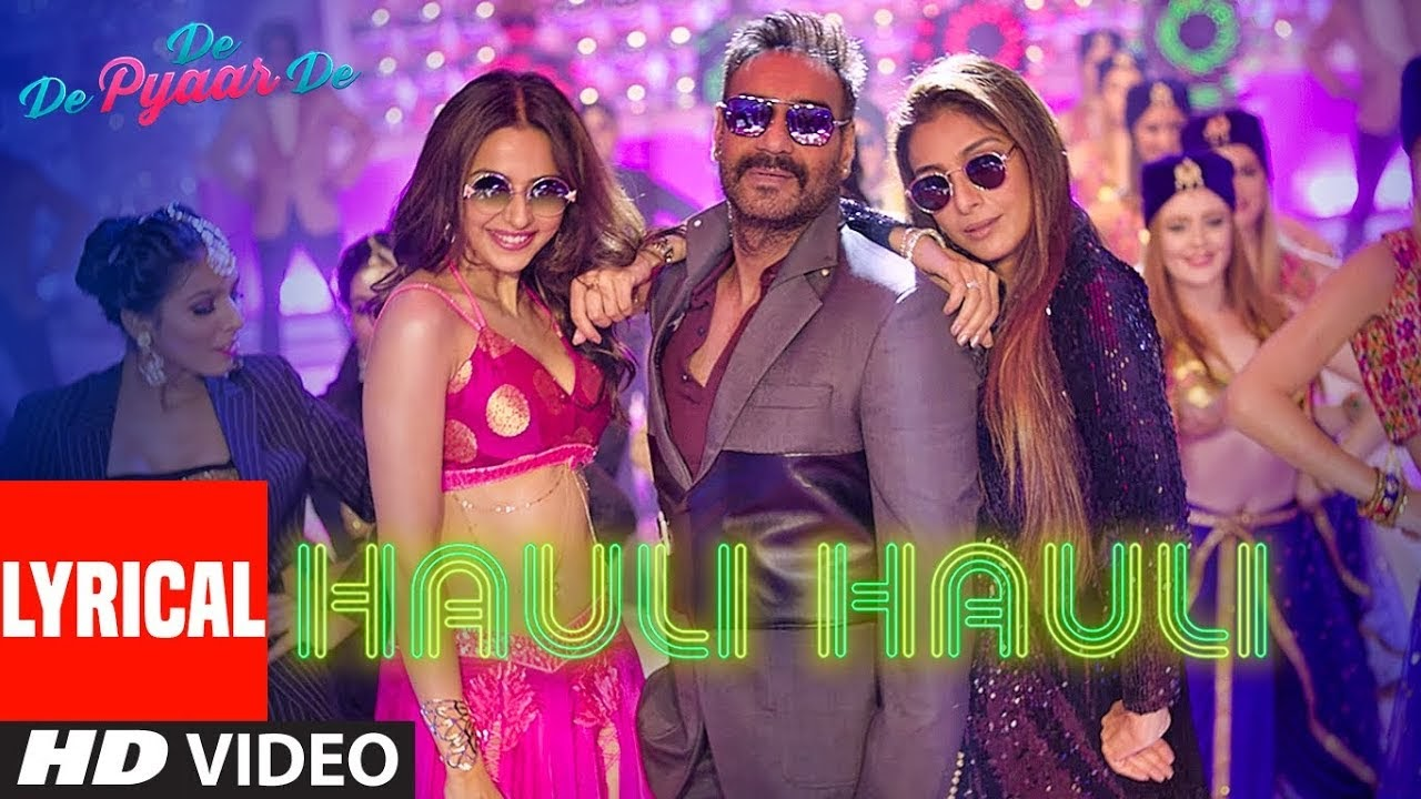Hauli Hauli Song Lyrics