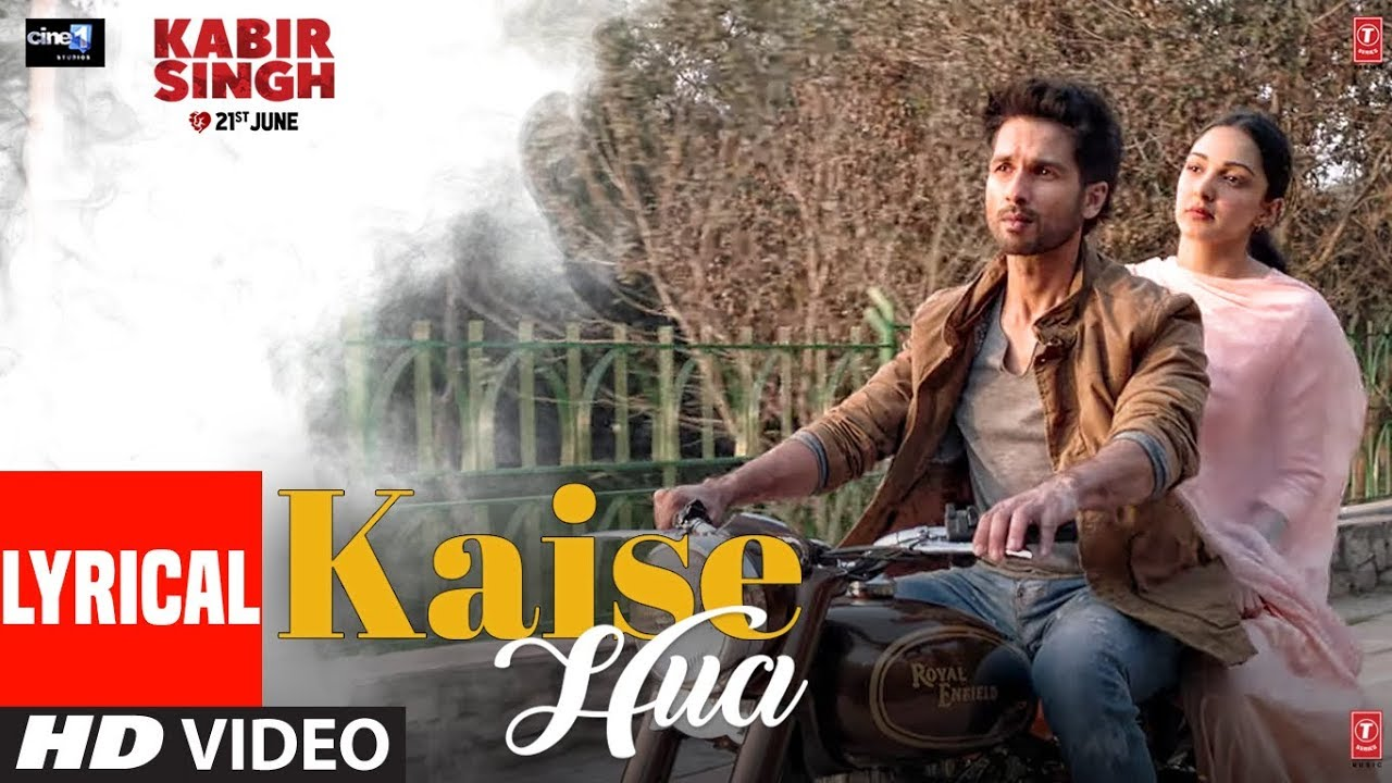 Kaise Hua Song Lyrics Image