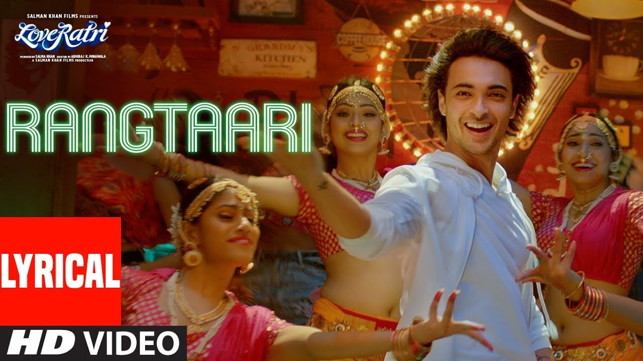 Rangtaari Song Lyrics Image