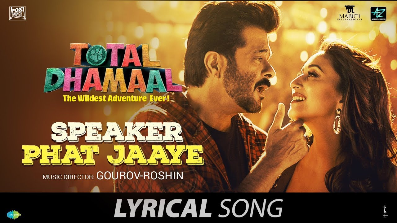 Speaker Phat Jaye Song Lyrics