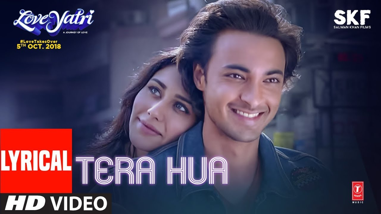 Tera Hua Song Lyrics