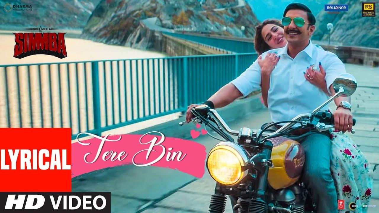 Tere Bin Song Lyrics Image