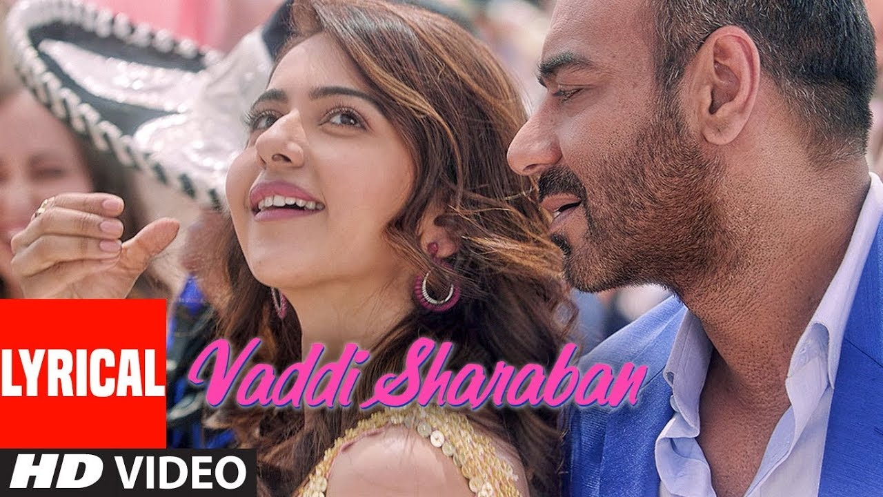 Vaddi Sharaban Song Lyrics Image