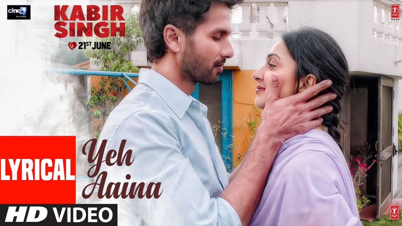 Yeh Aaina Song Lyrics