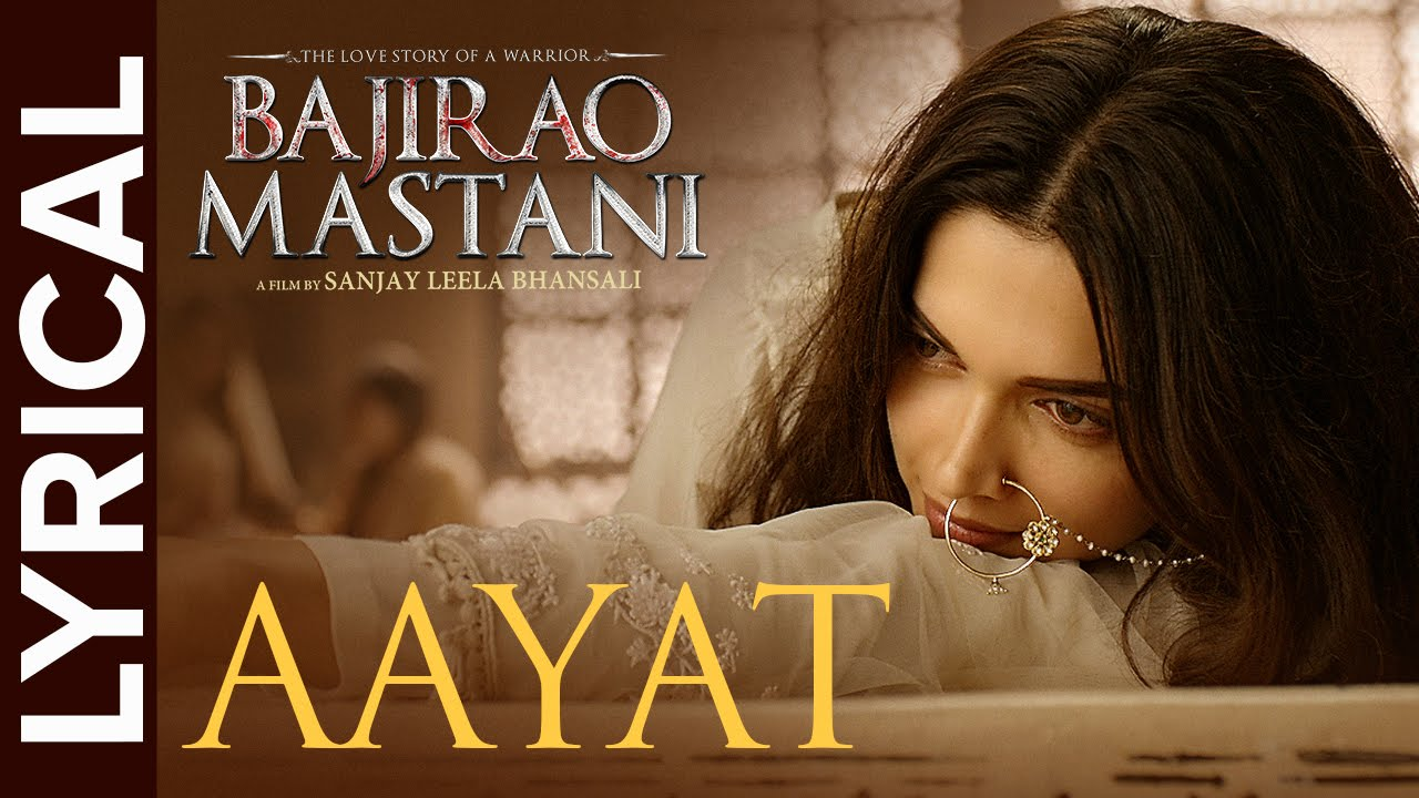 Aayat Song Lyrics