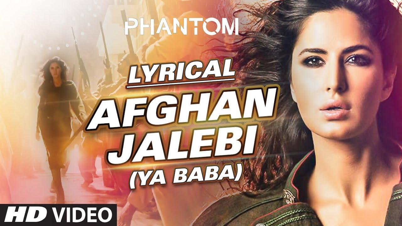 Afghan Jalebi Song Lyrics