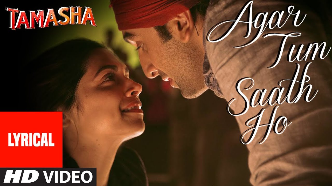 Agar Tum Saath Ho Song Lyrics