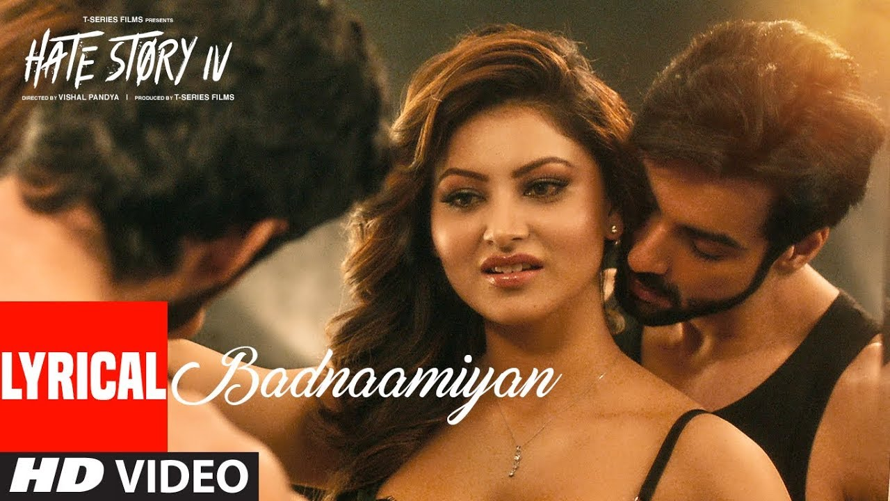 Badnaamiyan Song Lyrics Image