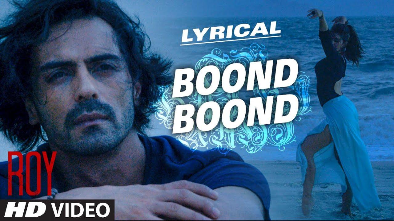 Boond Boond Song Lyrics