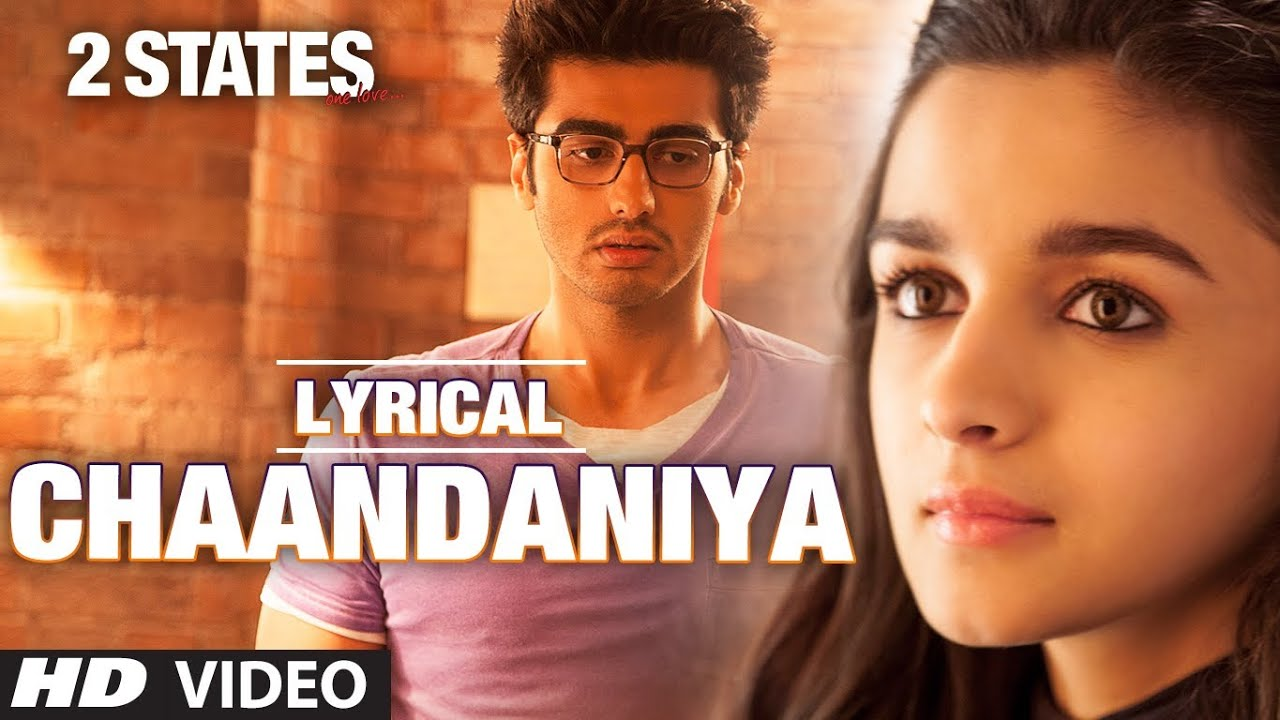 Chaandaniya Song Lyrics