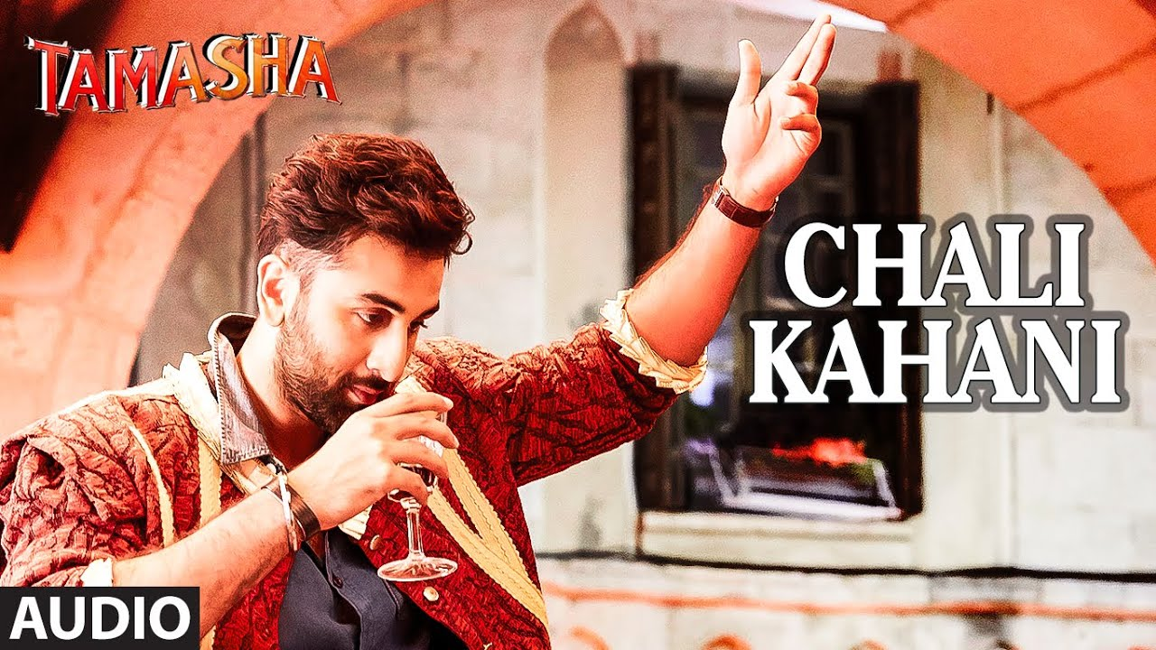 Chali Kahani Song Lyrics Image