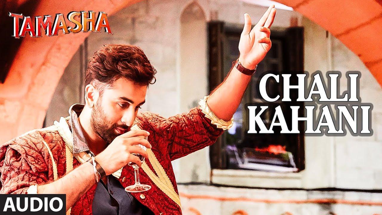 Chali Kahani Song Lyrics Image