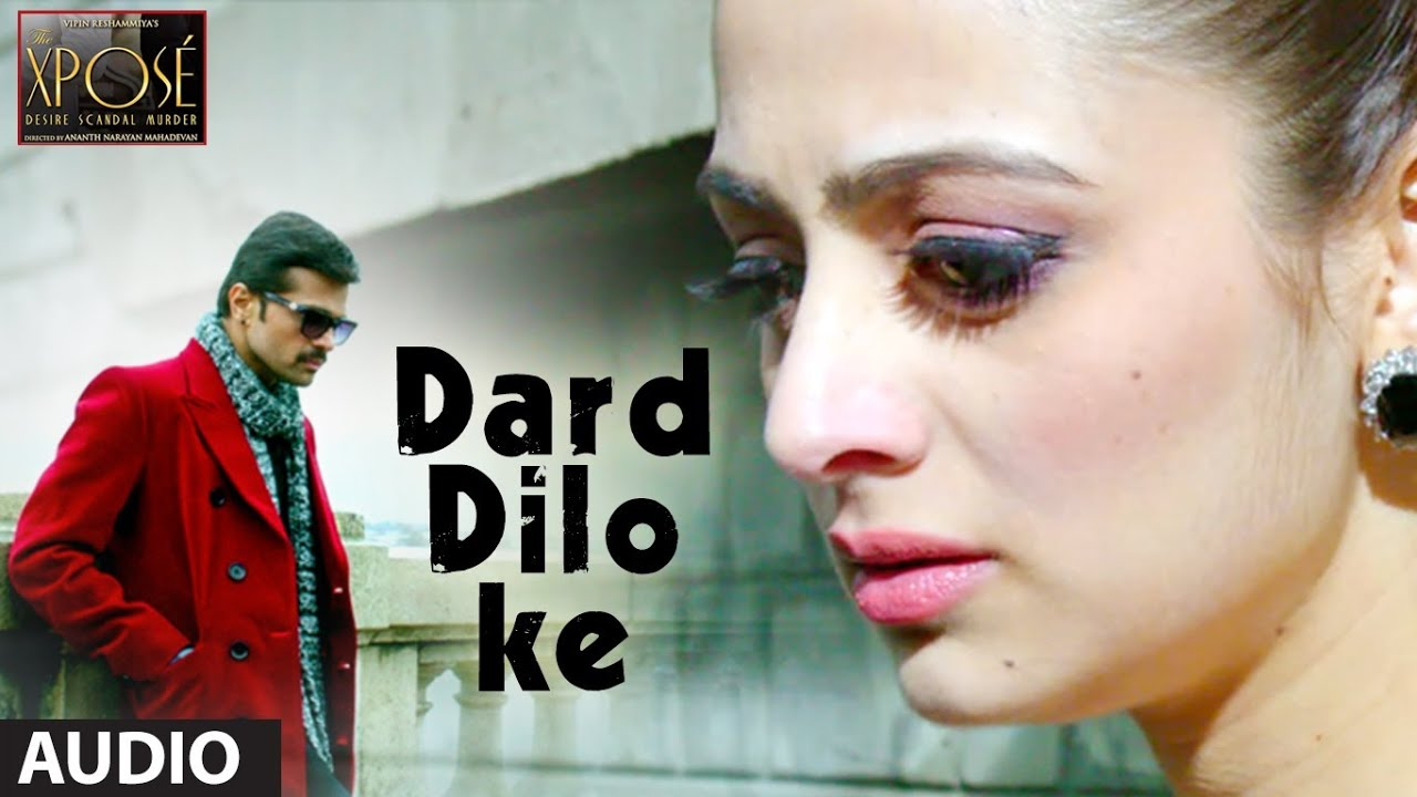Dard Dilo Ke Song Lyrics Image