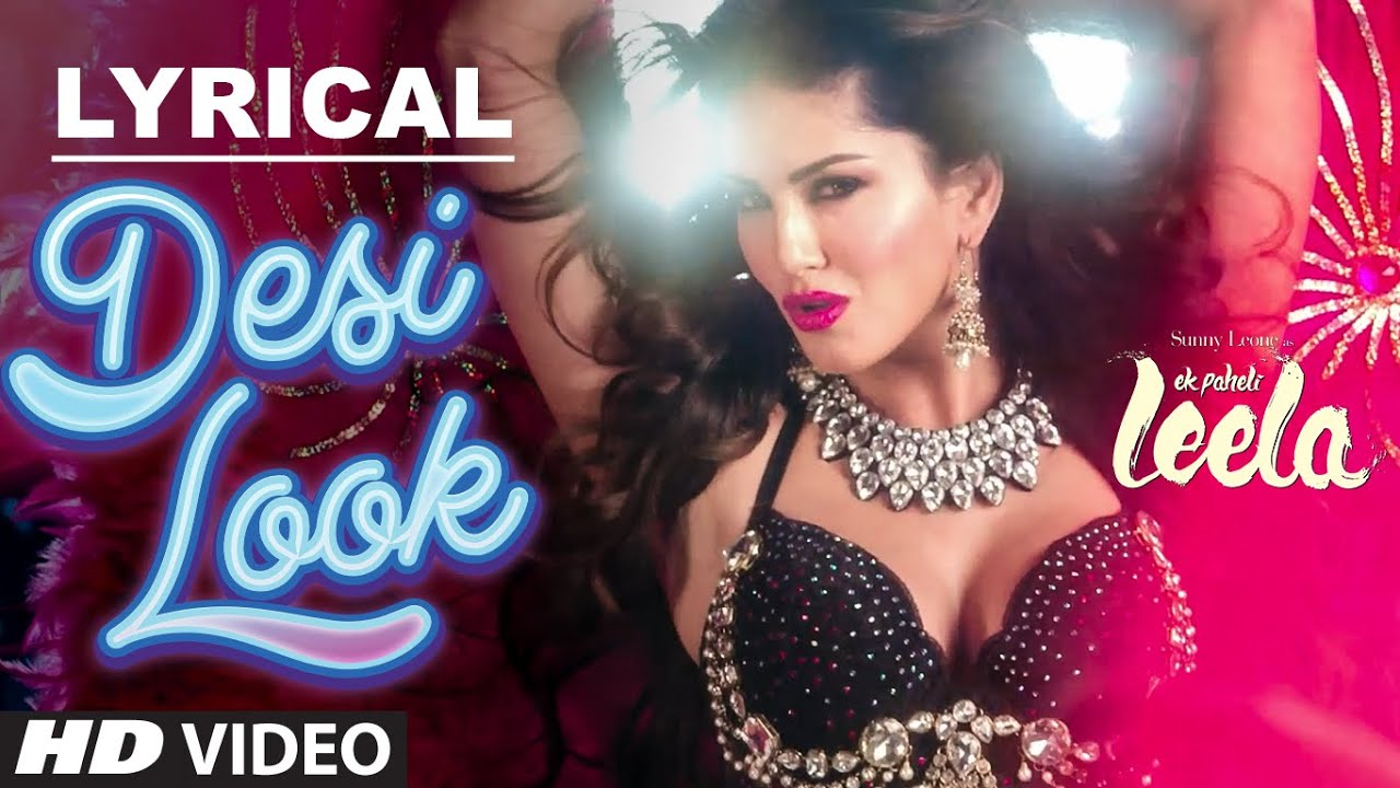 Desi Look Song Lyrics Image