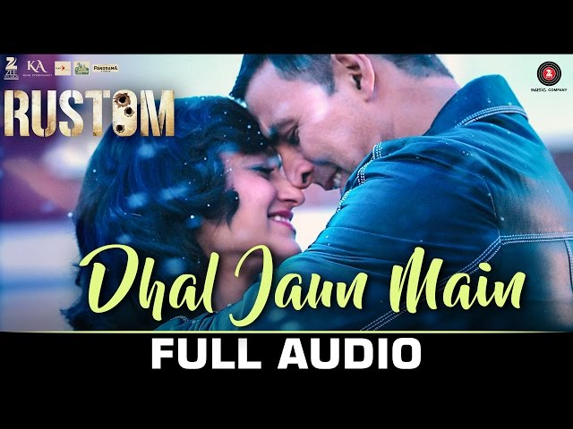 Dhal Jaun Main Song Lyrics Image