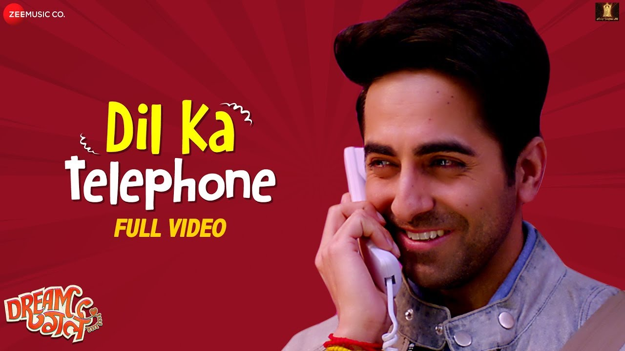 Dil Ka Telephone Song Lyrics Image