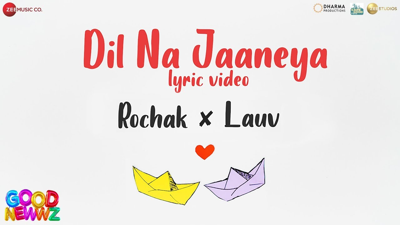 Dil Na Jaaneya Song Lyrics