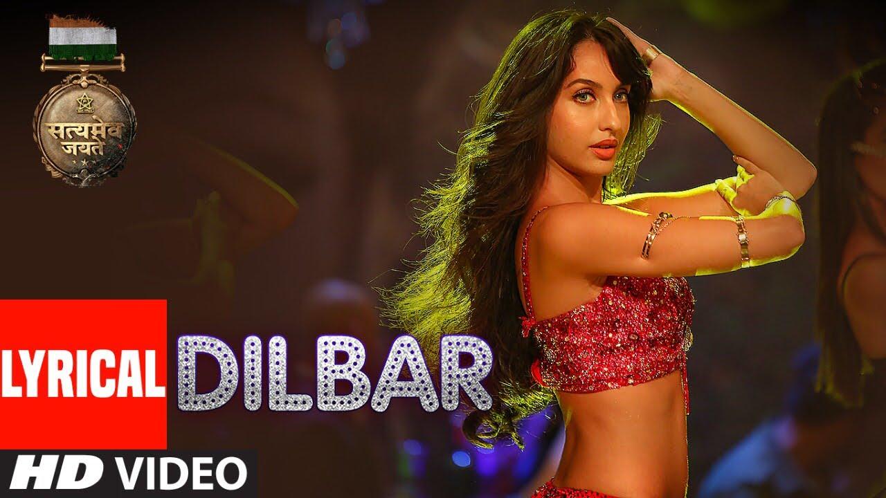 Dilbar Song Lyrics Image