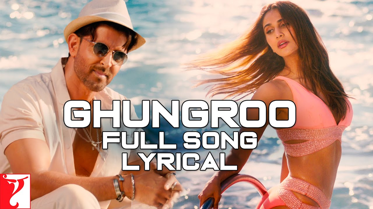 Ghungroo Song Lyrics Image