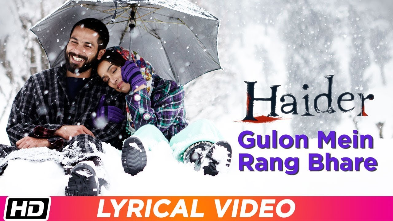 Gulon Mein Rang Bhare Song Lyrics
