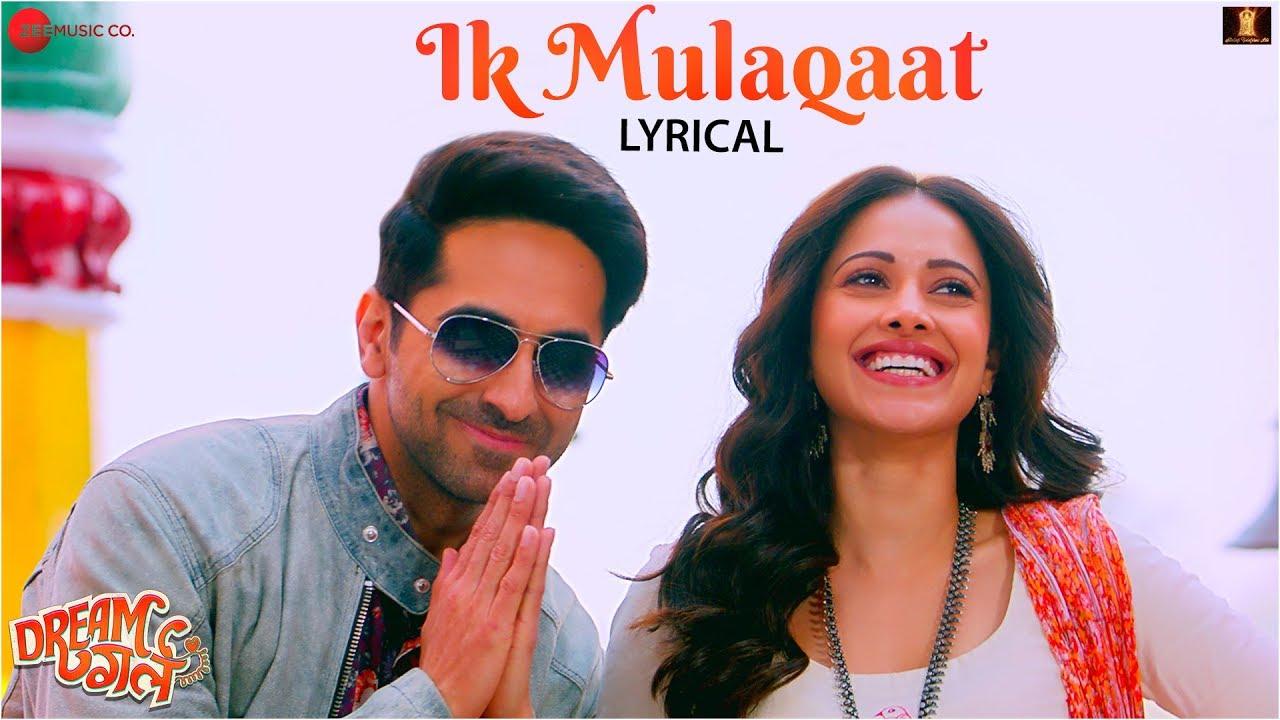 Ik Mulaqaat Song Lyrics Image