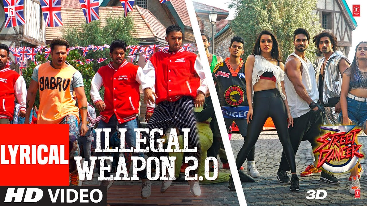 Illegal Weapon 2.0 Song Lyrics