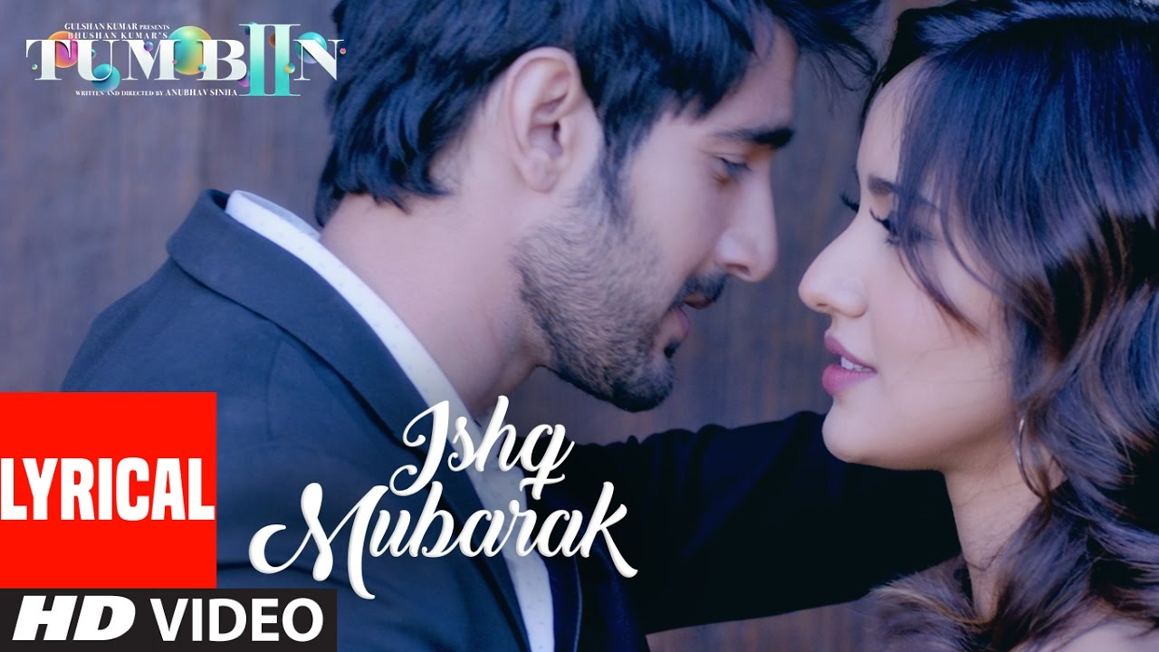 Ishq Mubarak Song Lyrics Image