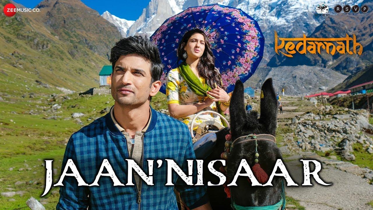 Jaan Nisaar Song Lyrics Image