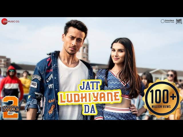 Jatt Ludhiyane Da Song Lyrics