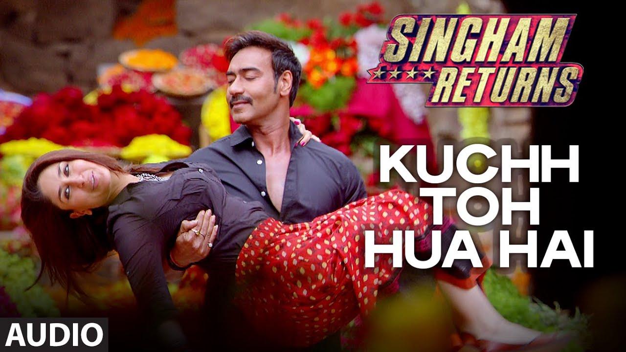 Kuch Toh Hua Hai Song Lyrics Image