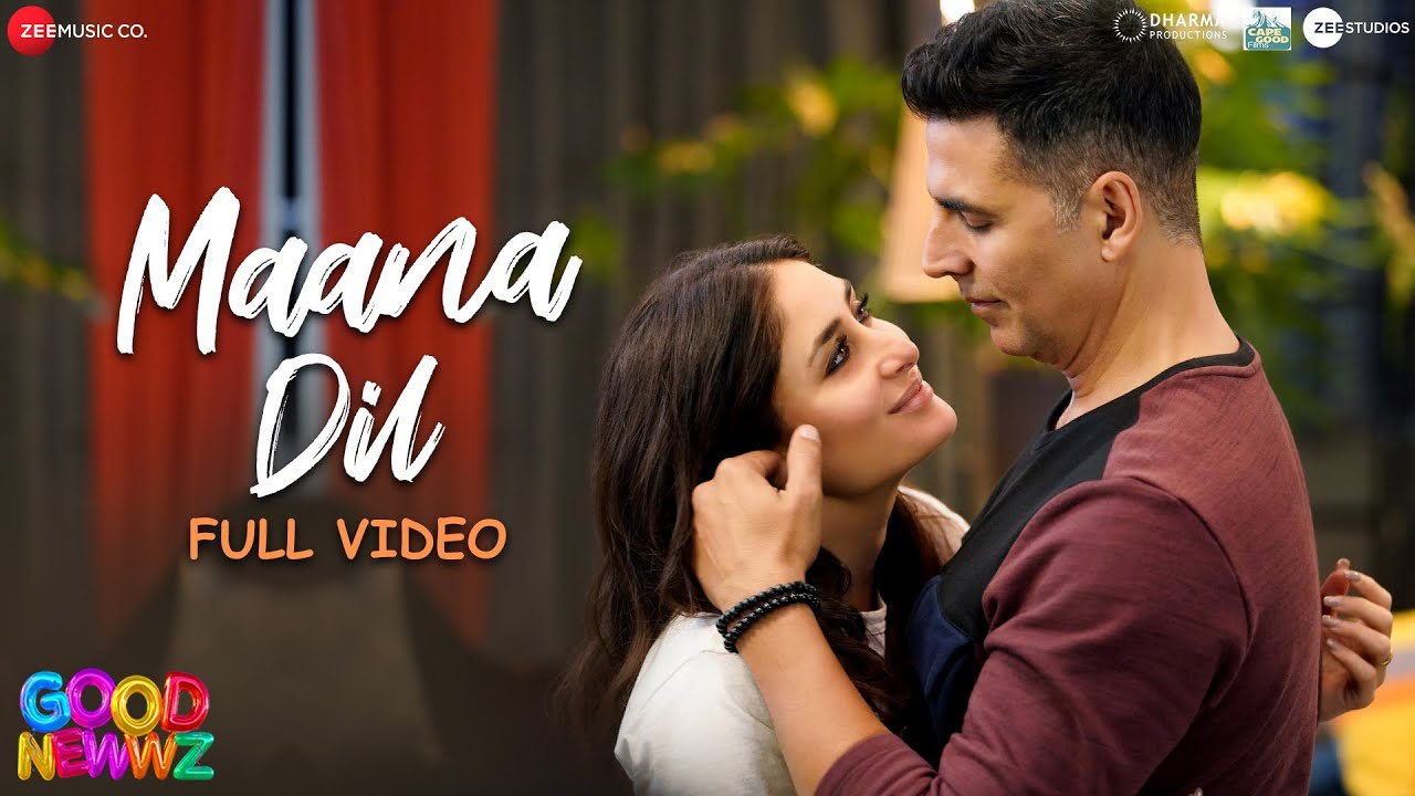 Maana Dil Song Lyrics