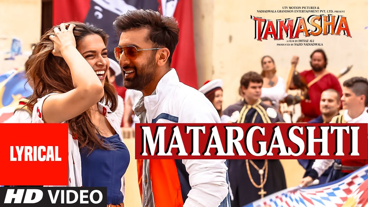 Matargashti Song Lyrics