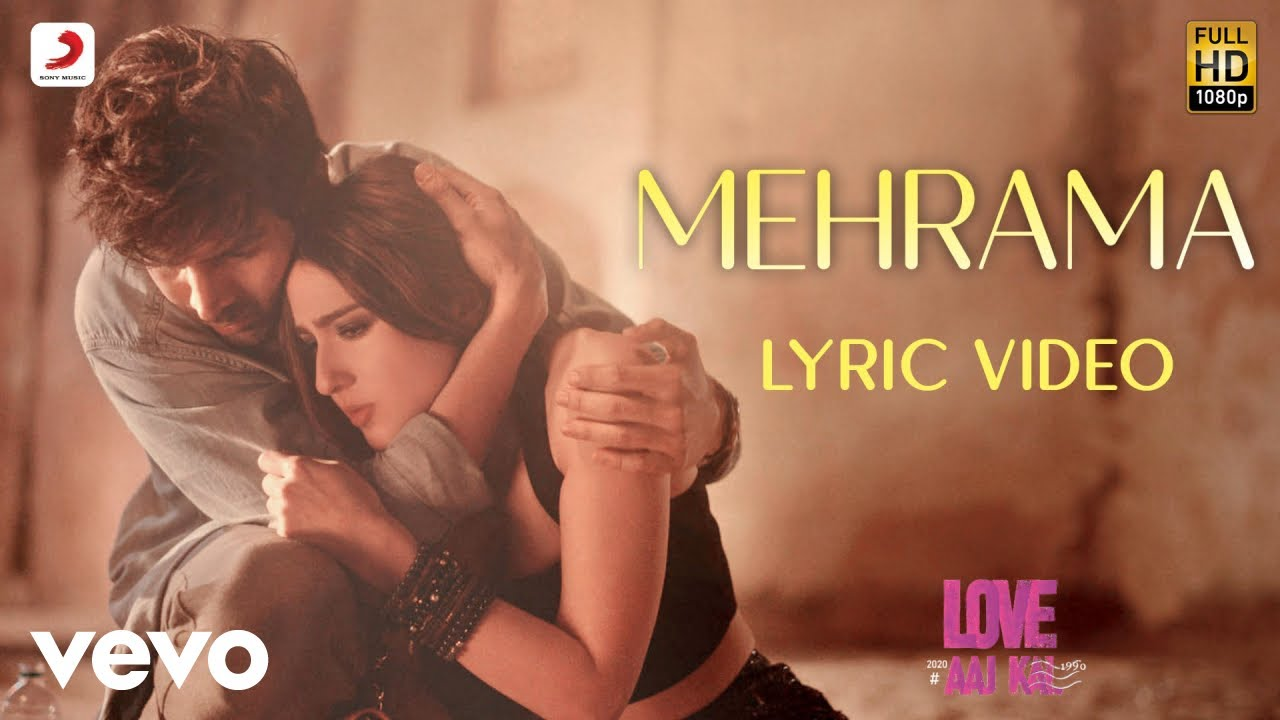 Mehrama Song Lyrics Image