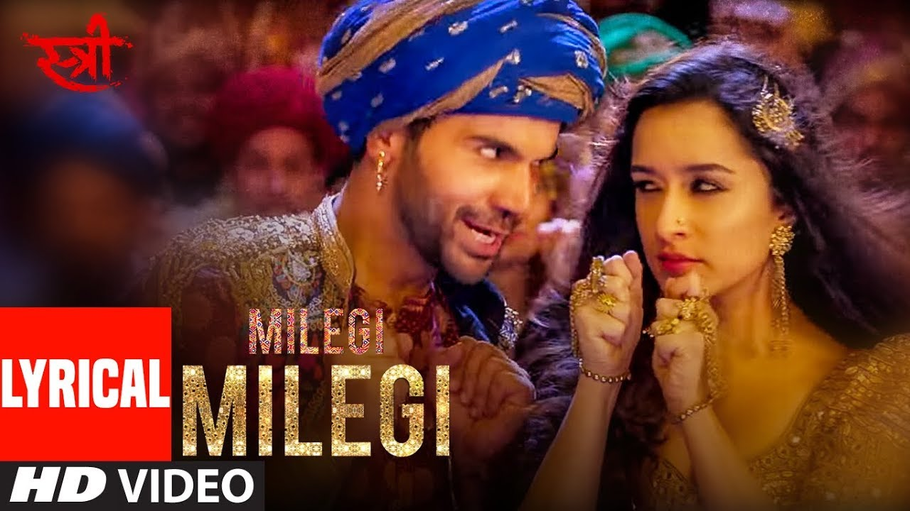 Milegi Milegi Song Lyrics Image