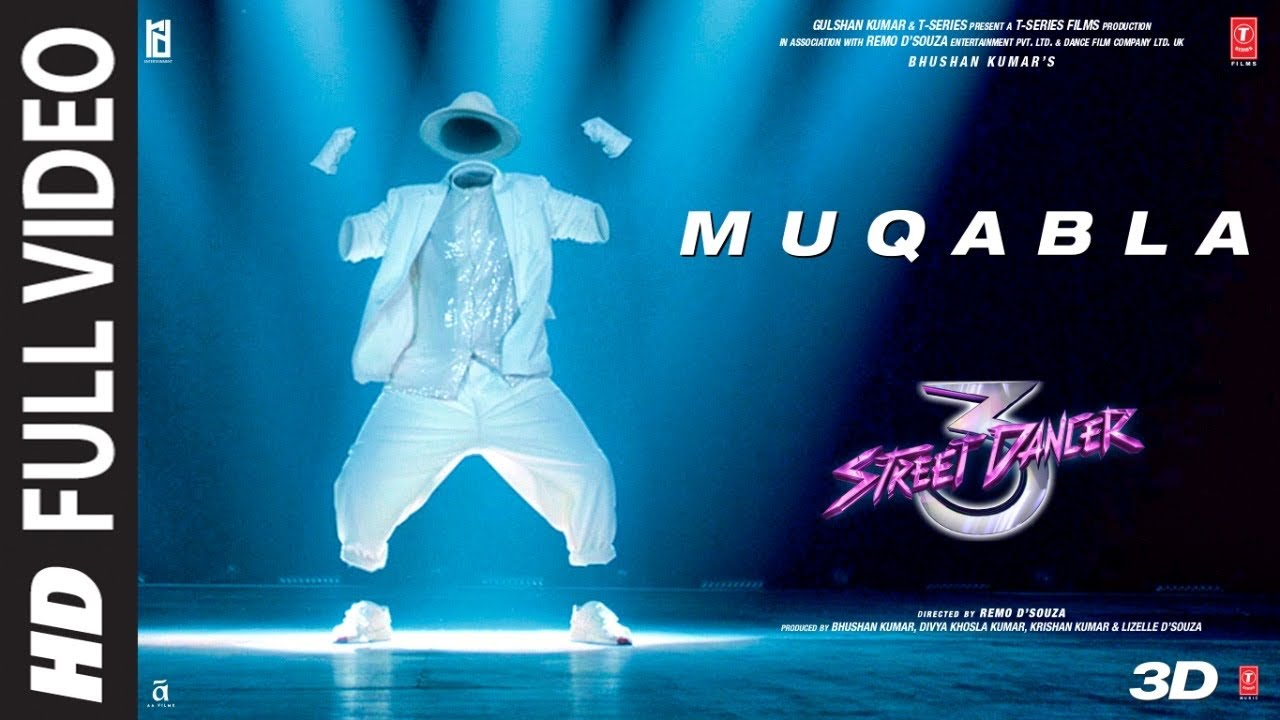 Muqabla Song Lyrics Image