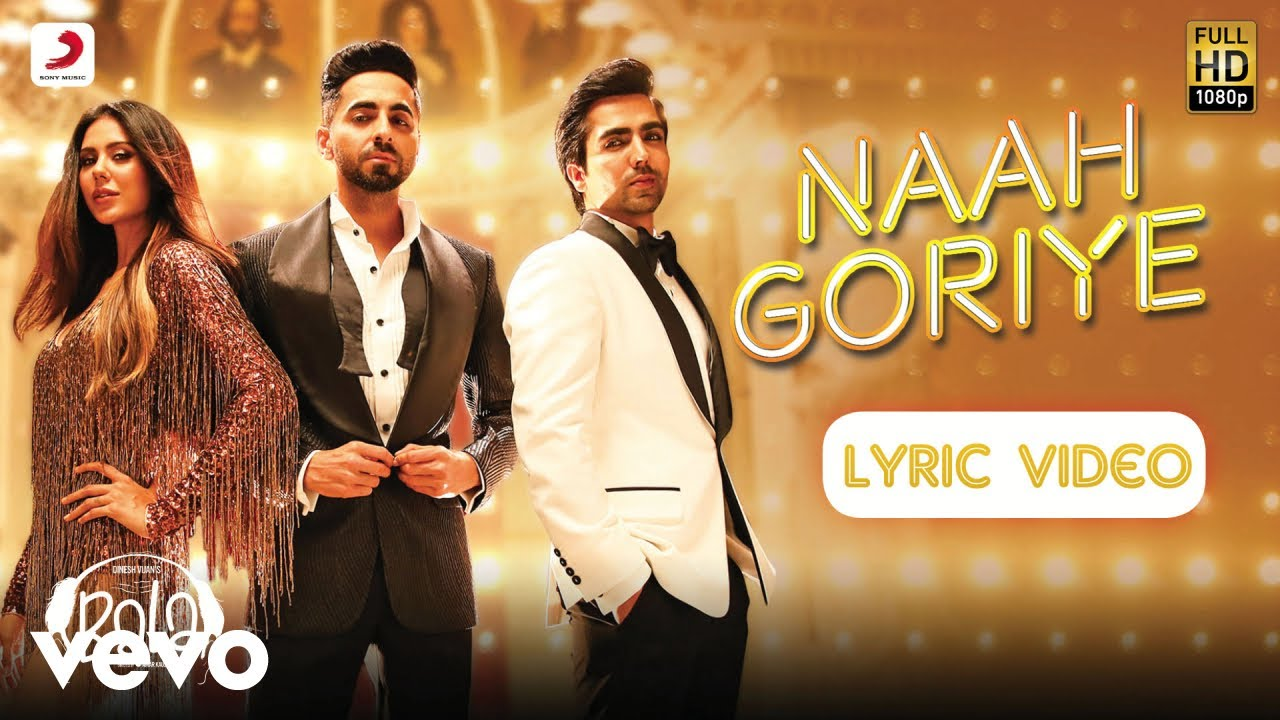 Naah Goriye Song Lyrics Image