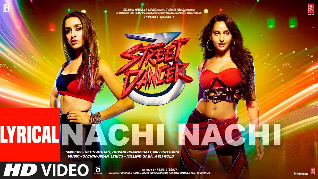 Nachi Nachi Song Lyrics Image