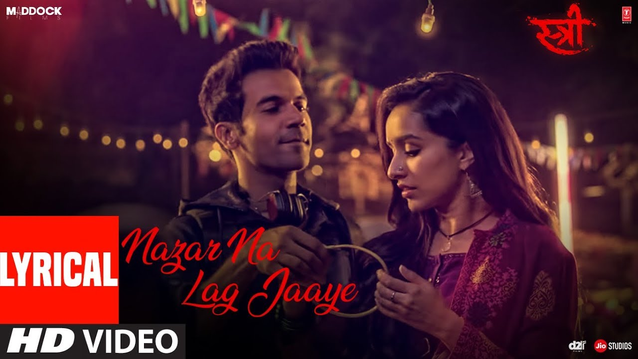 Nazar Na Lag Jaaye Song Lyrics Image