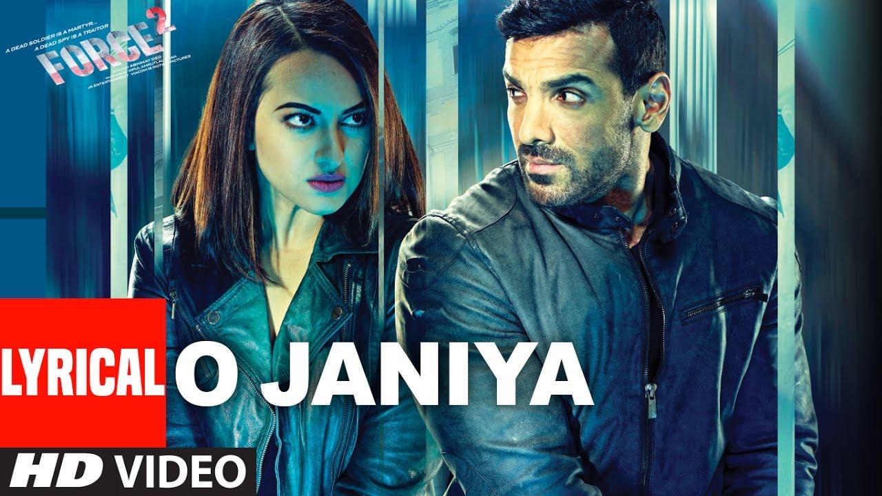 O Janiya Song Lyrics Image