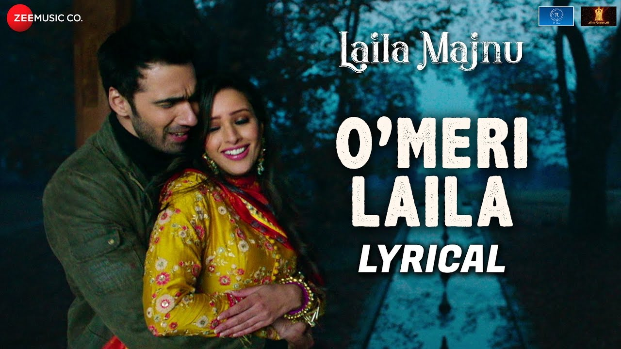 O Meri Laila Song Lyrics Image