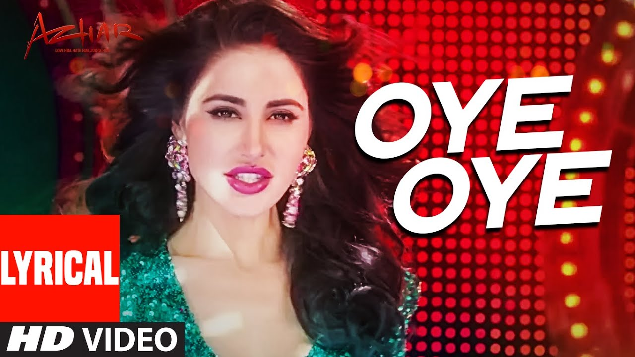 Oye Oye Song Lyrics Image