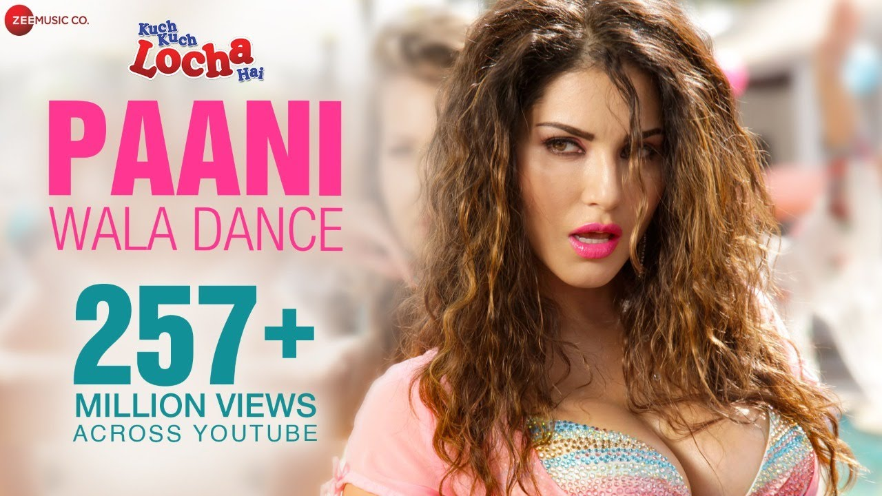 Paani Wala Dance Song Lyrics Image