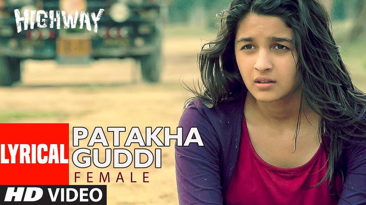 Patakha Guddi Song Lyrics