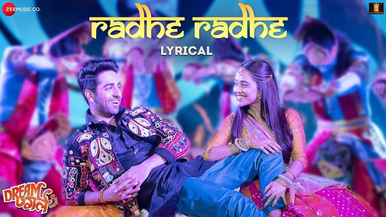 Radhe Radhe Song Lyrics Image