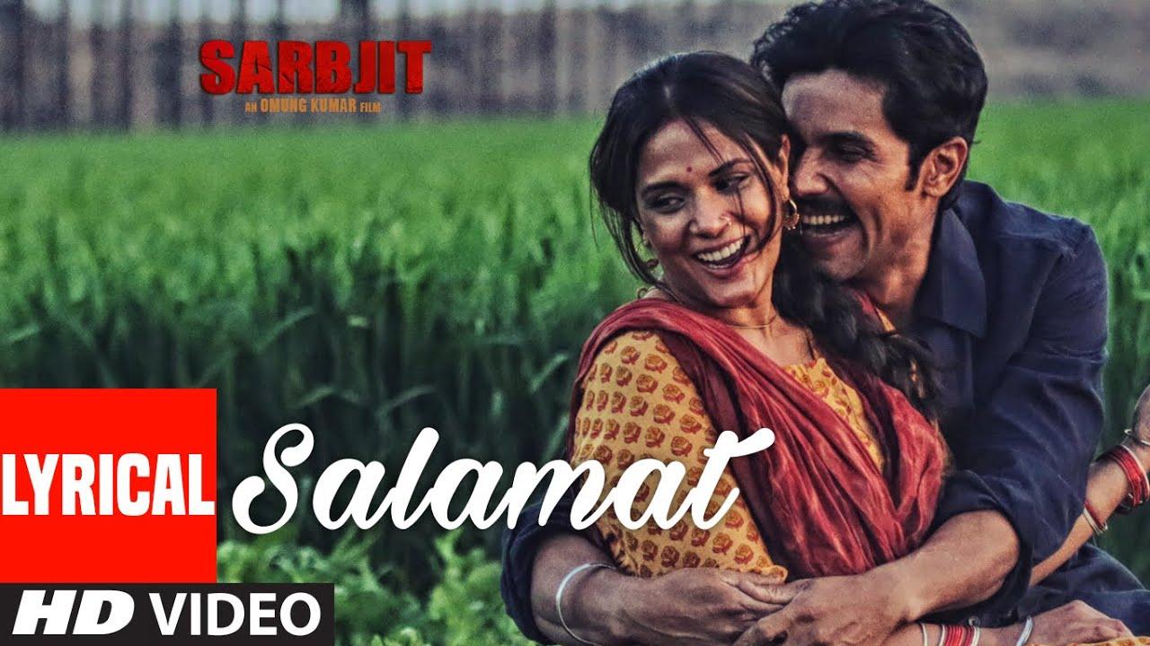 Salamat Song Lyrics Image